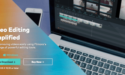 Wondershare Filmora Video Editor 8.5 Review