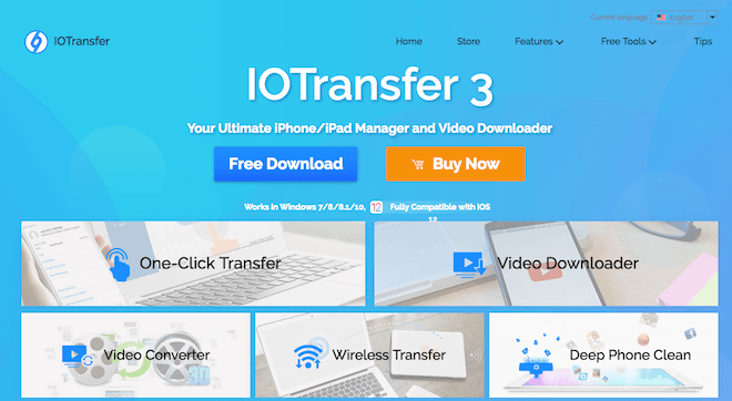 IOTransfer 3 Review, an iPhone/iPad manager and Video