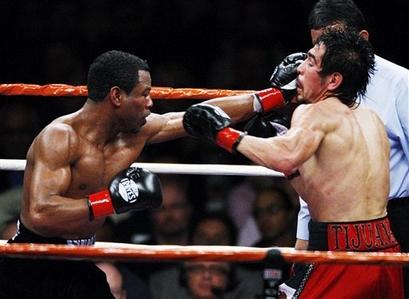 Margarito Mosley Boxing