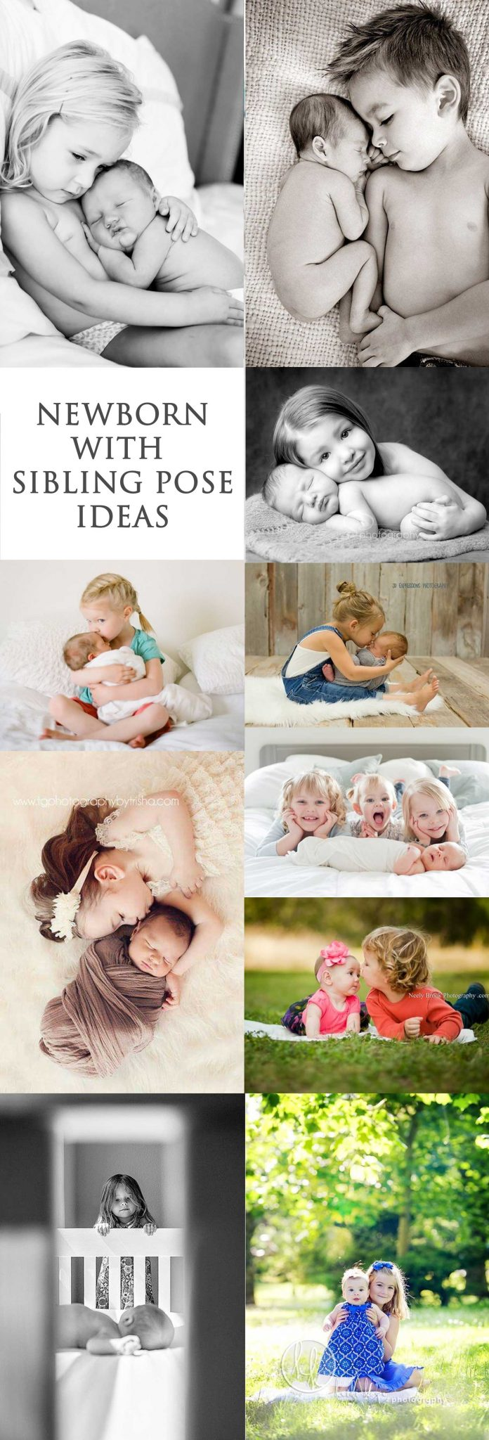Pose Ideas with Siblings