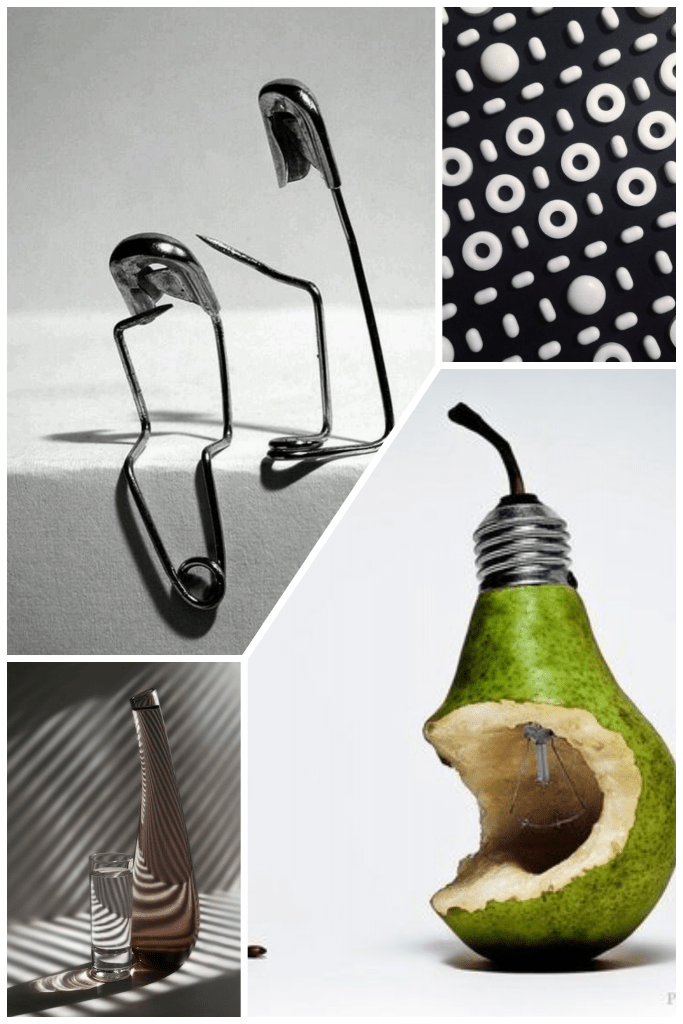 abstract still life photography ideas