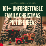 101+ Unforgettable Family Christmas Picture Ideas 2018