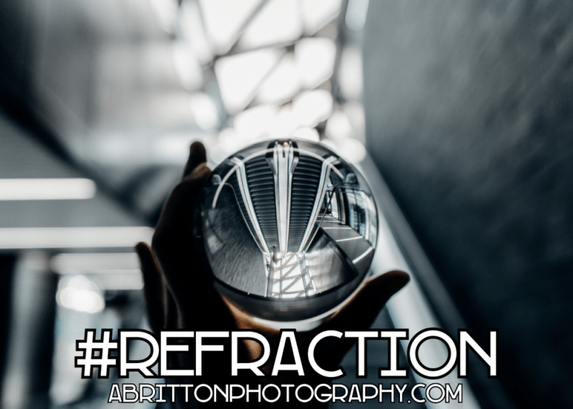 refraction nature landscape photography ideas