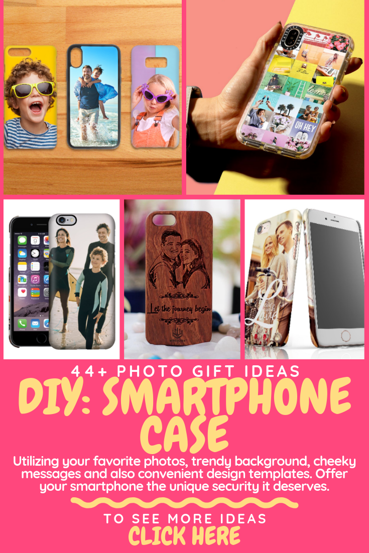 photo custom smartphone case gift ideas