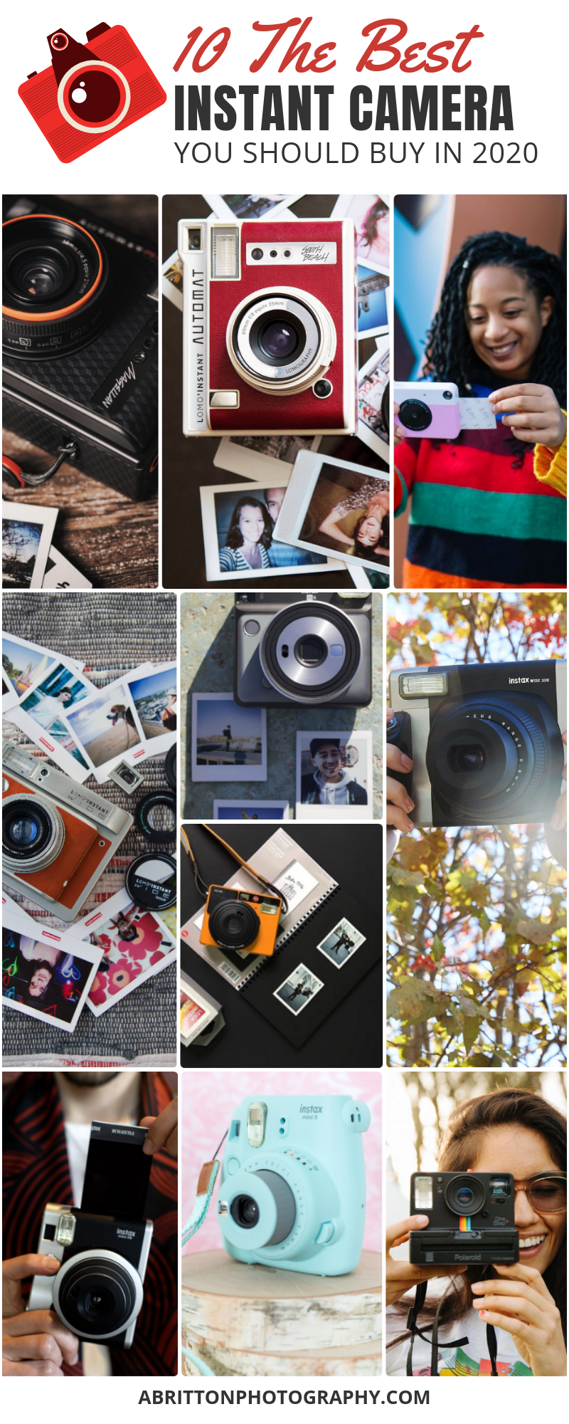 The Best Polaroid Instant Camera