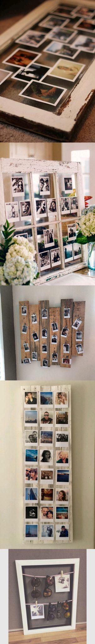 polaroid vintage frame