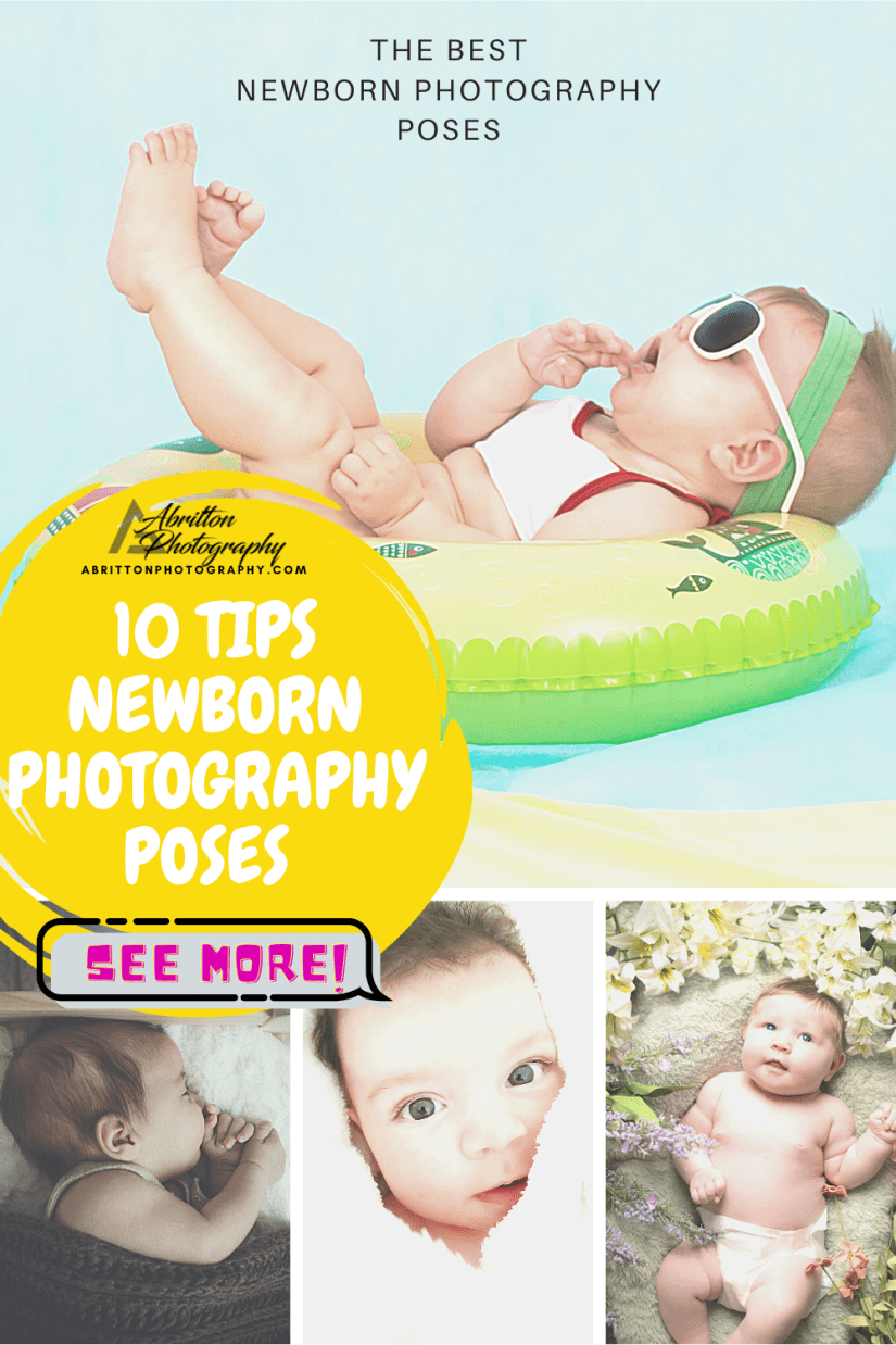10 TIPS NEWBORN PHOTOGRAPHY POSES