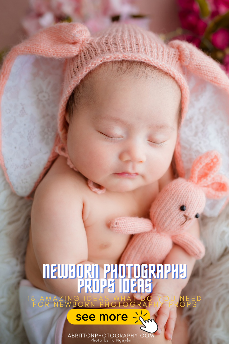 newborn photography poses, props, and ideas - dolls