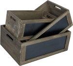 newborn props wooden crates ideas