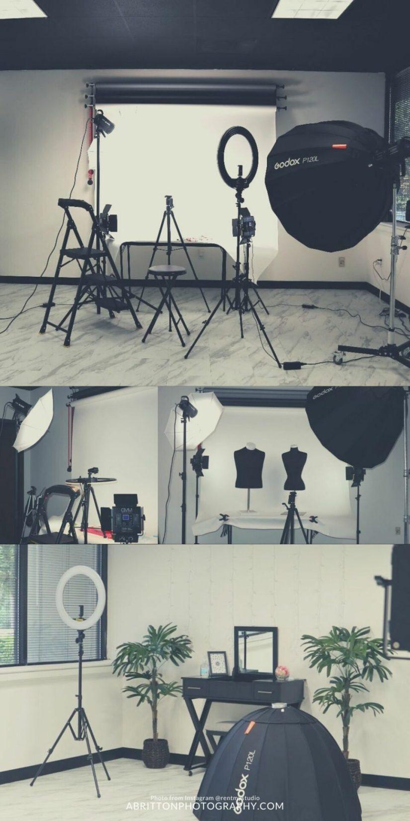 How to Setup a DIY Home Photoshoot Studio Ideas