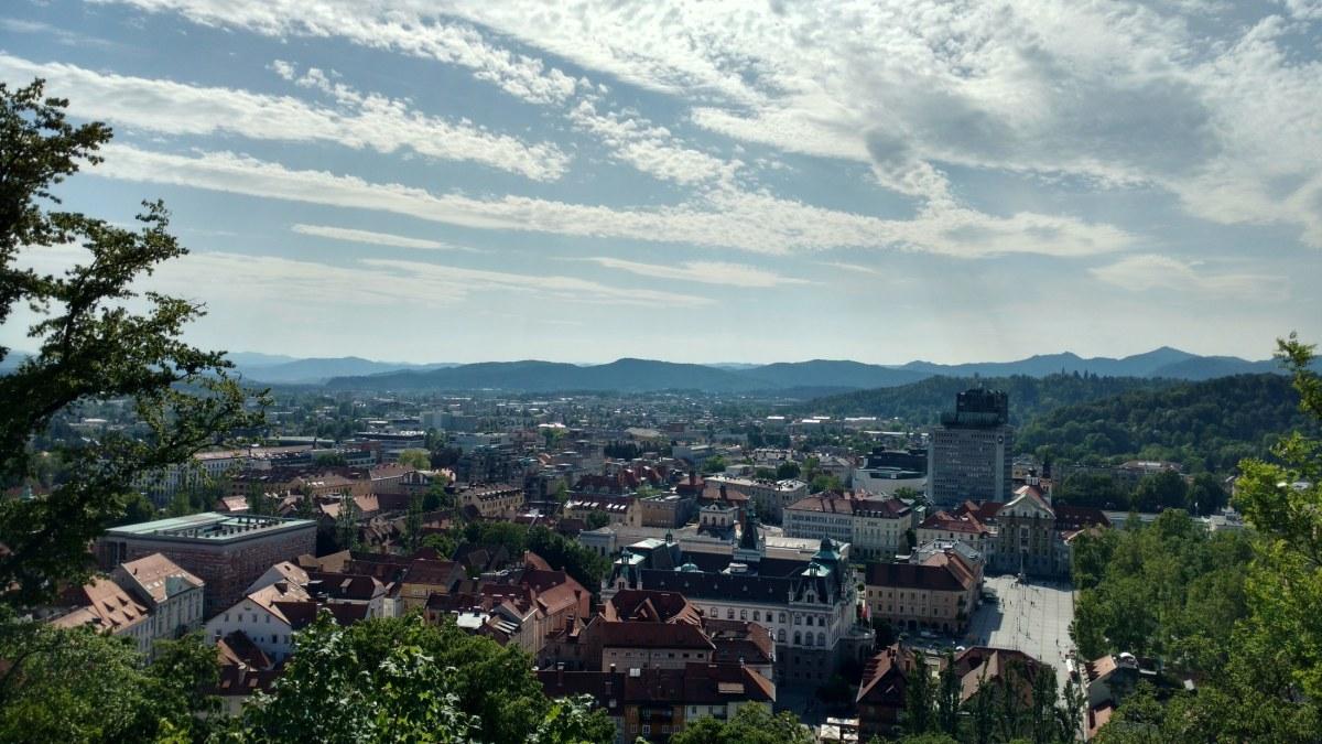 Ljubljana, Slovenia, a (not so) Hidden Gem