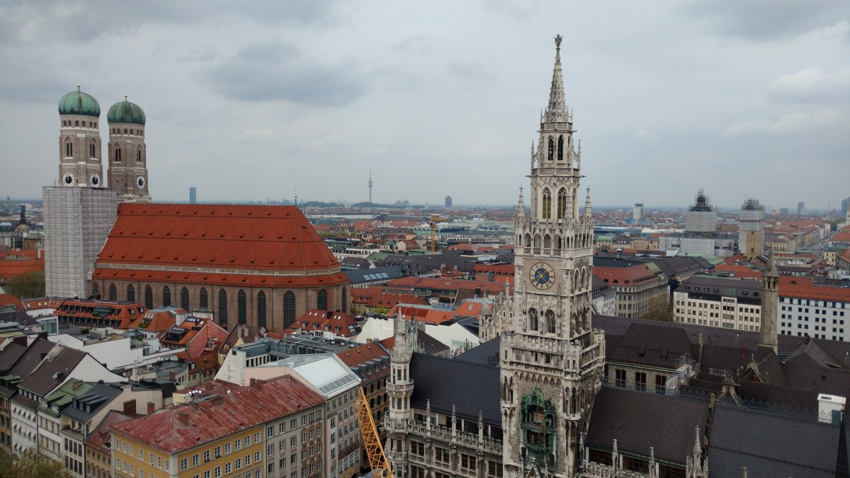Thinking of Moving to Munich?
