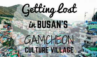 Getting Lost In Busan's Gamcheon Culture Village