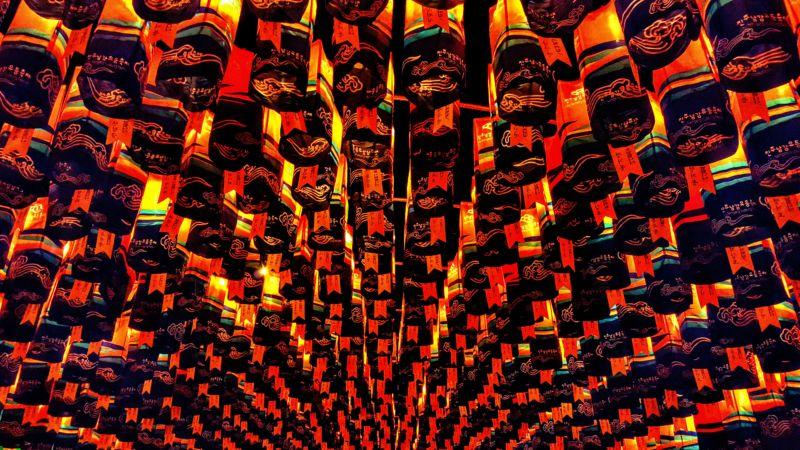 Korea's Brightest Festival: The Jinju Lantern Festival