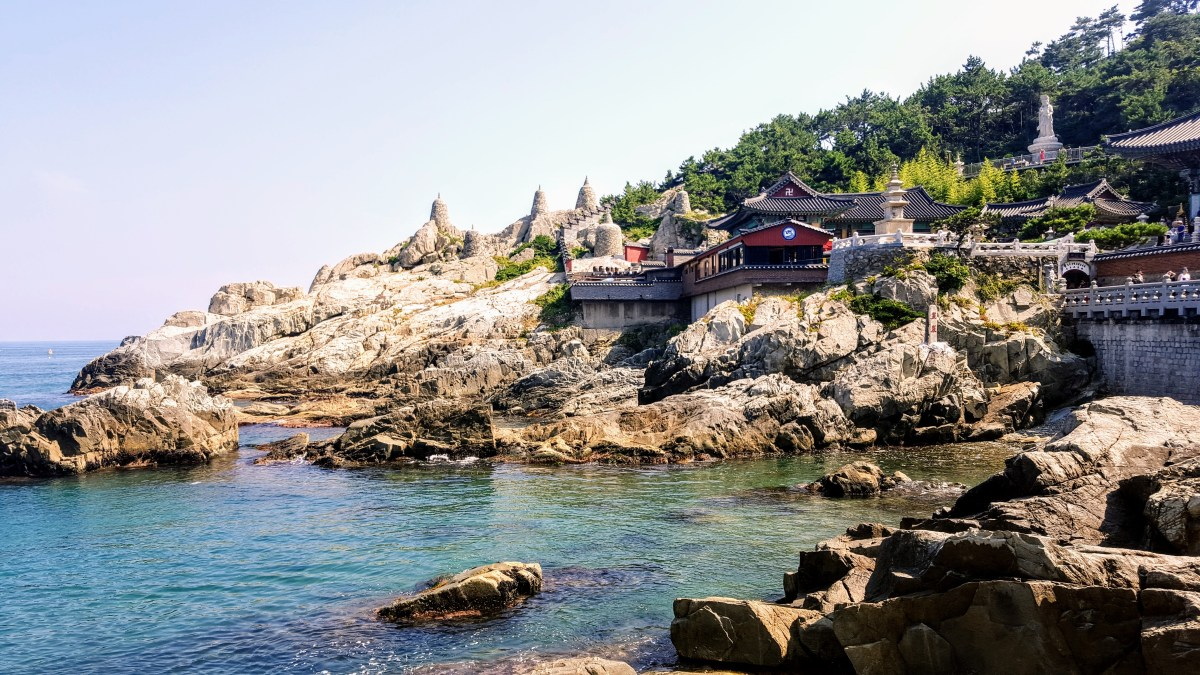 3 Must-See Temples in Busan
