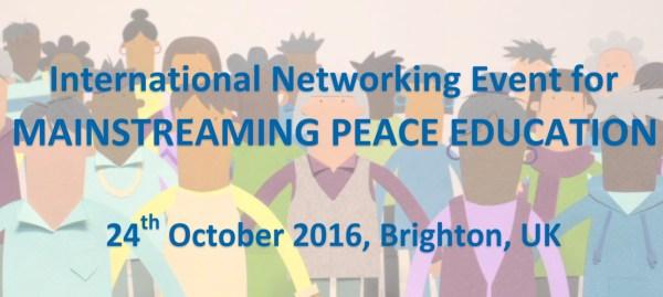 Mainstreaming Peace Education - UK - abroadship.org
