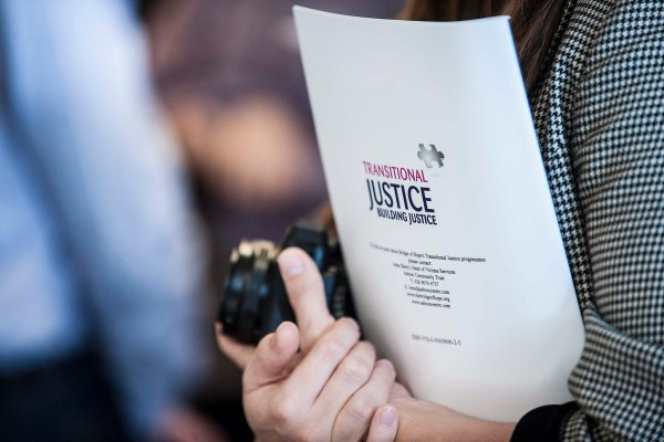 Transitional Justice - Germany - training course - abroadship.org