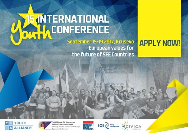 European Values for the Future of the Southeastern European Countries - International Youth Conference - Macedonia - abroadship.org
