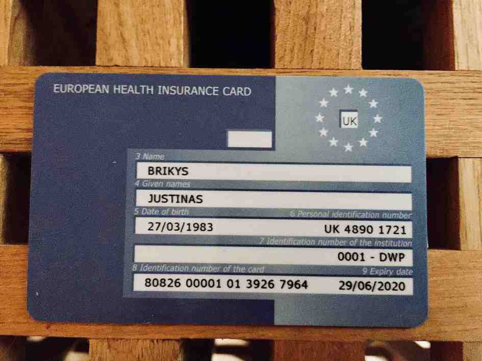 European Health Insurance Card - Abroadship.org