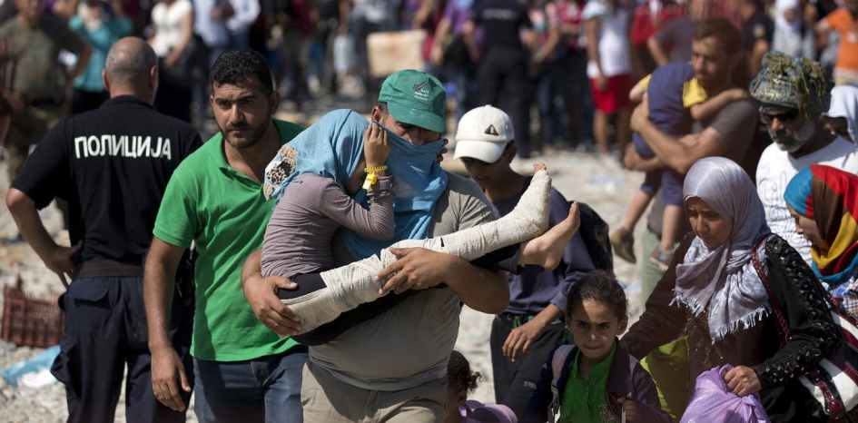 Training course:Building Bridges, Breaking the Walls: Managing Refugee Crisis in Europe - Armenia - abroadship.org