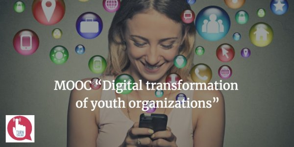 Digital transformation of youth organizations - e learning - online course, Spain click: Twitter