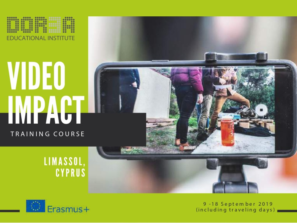 VIDEO IMPACT - training course - Cyprus - abroadship