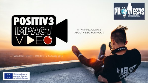 Training Course - Positiv3 Impact Video - Spain - Abroadship.org