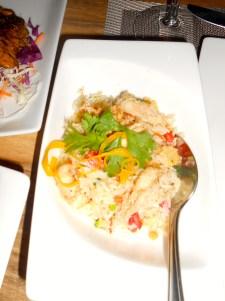 Thai: Chicken Fried Rice