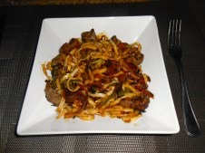 Mongolian Grill: Stir fried deliciousness.