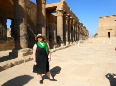 Me and the Temple of Philae