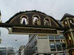 One of the entrance signs for the Koln Christmas Market
