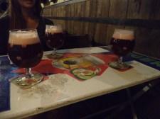 Final drinks at Delirium