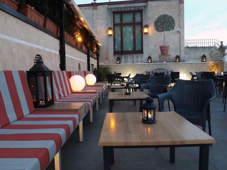 hotel dona maria la terraza