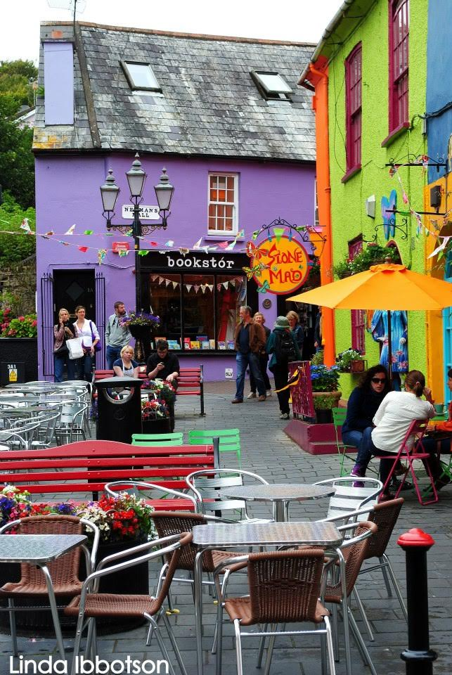 2017 Kinsale, Ireland – ABROAD WRITERS' CONFERENCE