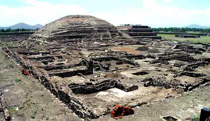 Teotihuacan Ciudadela