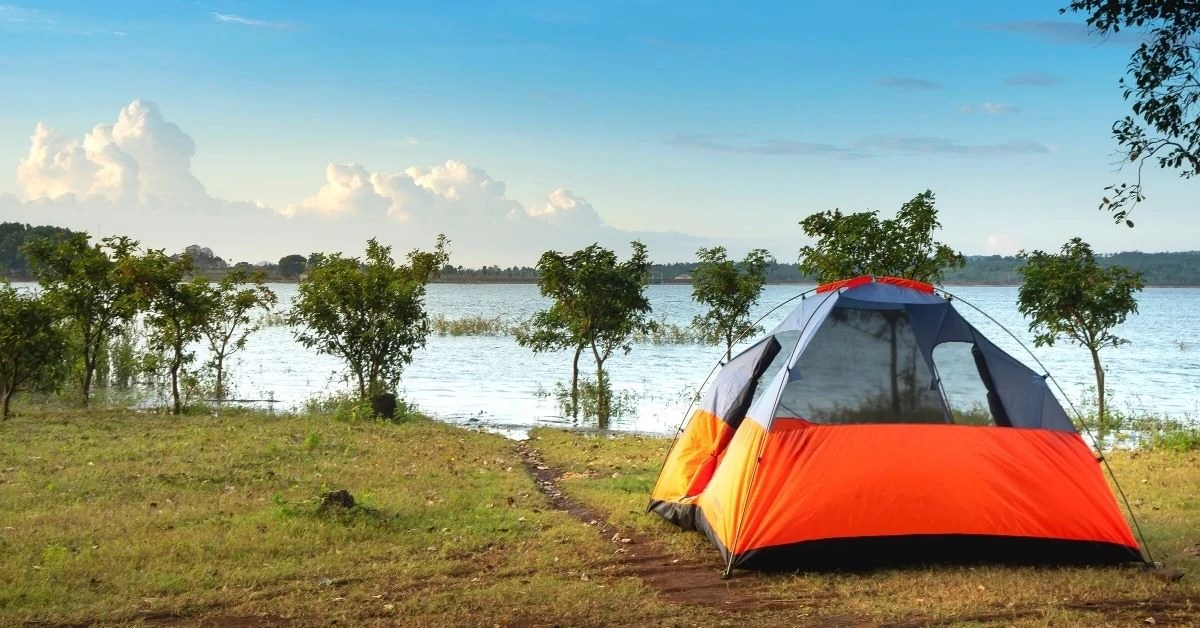 Air conditioners for camping