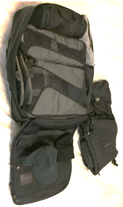 The GORUCK GR3 with packing cubes is the THE perfect backpack setup for traveling abroad