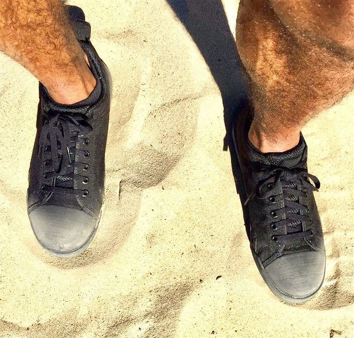 From sun, surf, & sand, to trails and rocky terrain, the Grunt Style Raid shoes did it all with no signs of wear