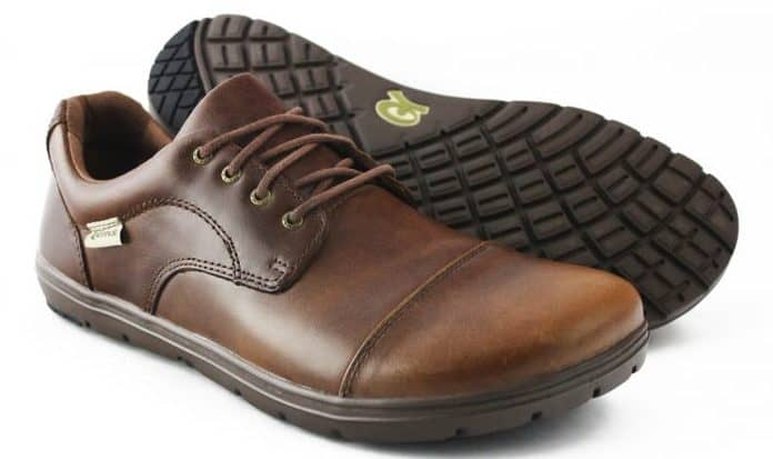 The Lems Nine2Five - An option for travelers looking for the best travel shoe for men