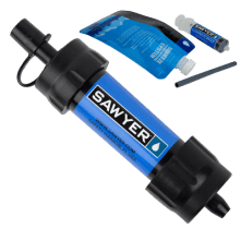The Sawyer Mini: A good water filter option for North American back country but not sufficient for traveling abroad
