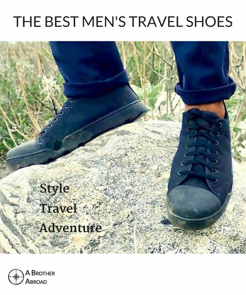 THE BEST MENS TRAVEL SHOES - Grunt Style Low Tide Raid Shoes Review - hiking sneakers ready for style, travel, and adventure