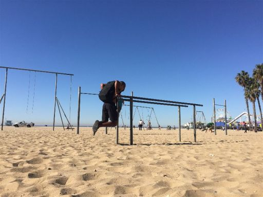 Weighted Calisthenics with a GORUCK GR3 Backpack