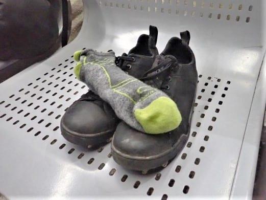 Alatama OTB with Wool Socks