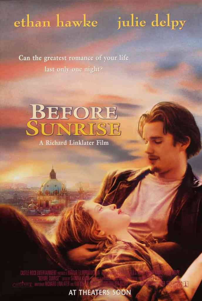 The 10 Best Adventure Travel Movies that no one mentions: Before Sunrise