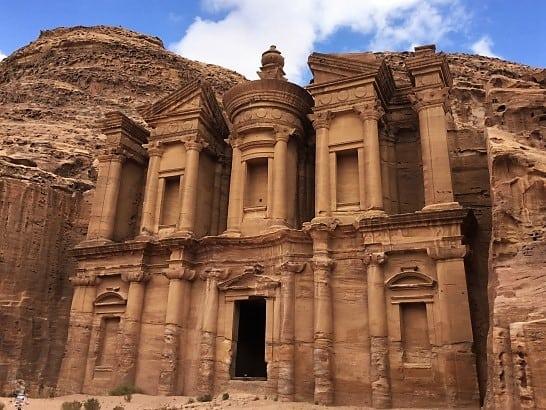 The Monastery of Petra
