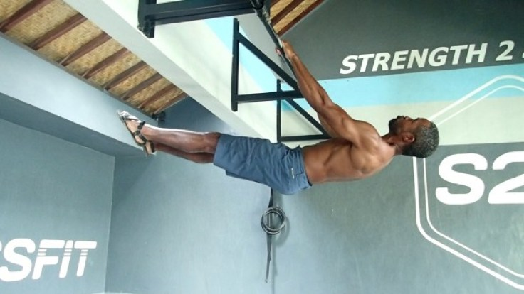 The Only Bodyweight Back Exercises, Bodyweight Chest Exercises, and Bodyweight Shoulder Exercises you Need for a bullet proof body