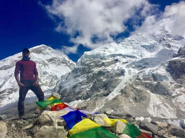 The Lowa Renegade GTX in the Himalayas   Lowa Renegade GTX Review