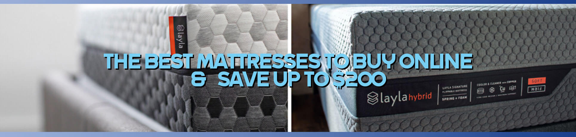 The Best Mattresses to Buy Online