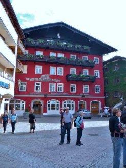 The White Horse Inn at St Wolfgang