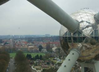 View from the Atomium2